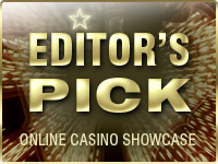 online casino showcase editors pick