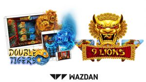 2 Lions and Double Tigers slots from Wazdan